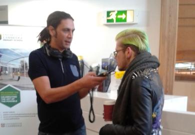 recording blog